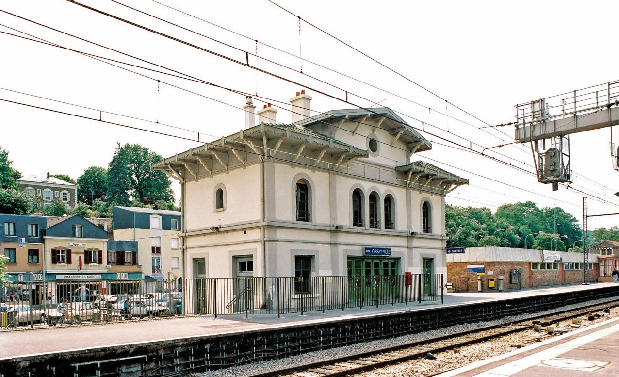 Gare d orsay ville voyage dans le temps for Piscine orsay