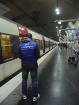 Comptage voyageurs RER B