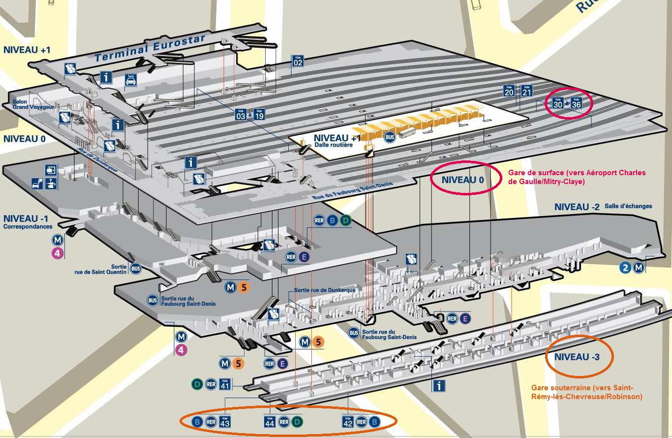 Musee D Orsay Floor Plan Vols Avec Violences De La Gare Du Nord 224 Richard Lenoir