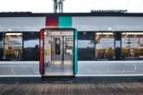 Train RER B MI79