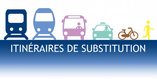 Itineraire bis RER B