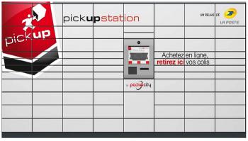 Pick Up Station RER B