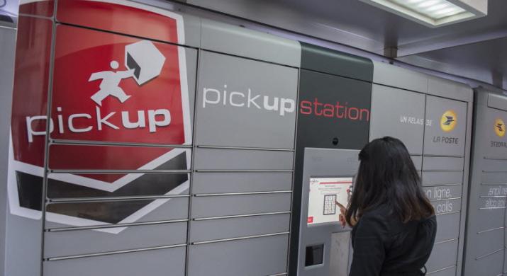 Pickup station pour retirer vos colis directement en gare - Suivi colis point retrait ...
