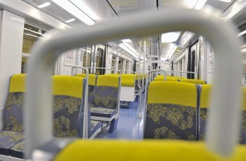 Blog RER B train renové