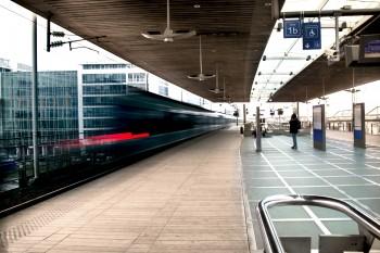 RER B - La Plaine-Stade de France