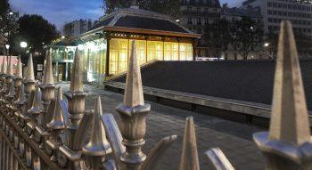 Nuit festive RER B