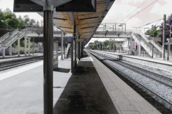 Gare RER B du Vert-Galant